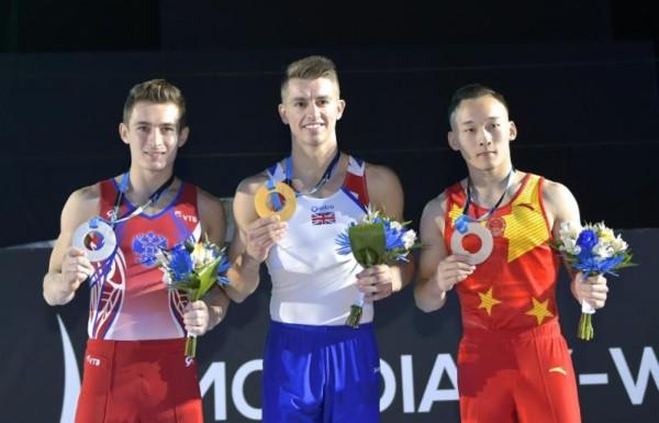 Gym : Finales par engins , 5 champions du monde encore en or