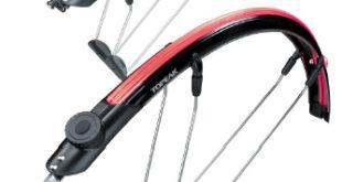 le-cyclo-vélo-iglow-topeak-garde-boue