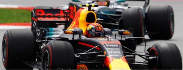 Formule 1 GP Malaisie Verstappen