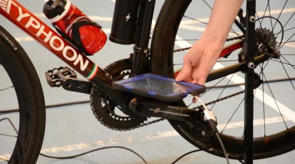 Un moteur détecté dans un vélo, une première en France