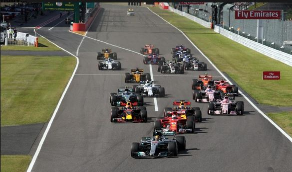formule 1 GP Japon
