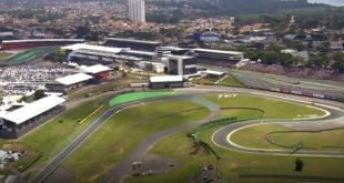 Circuit du Brésil - Formule 1