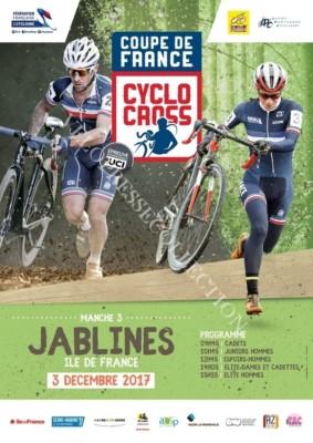 Jablines 3ème manche coupe de france cyclo cross