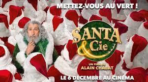 Santa & Cie la nouvelle comédie d'Alain Chabat