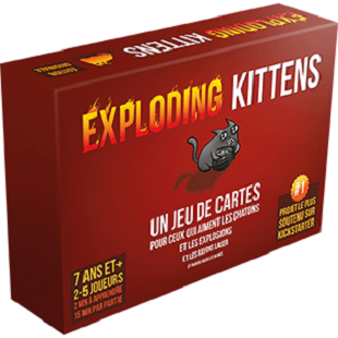 exploding kittens un jeu de cartes asmodee. Black Bedroom Furniture Sets. Home Design Ideas