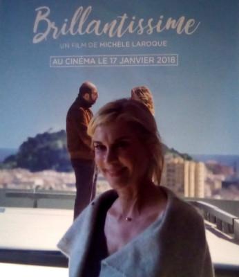 film Brillantissime Michèle Laroque