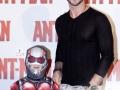 """Christian MILLETTE lors de l'avant-premiere au grand Rex du film """"ANT MAN"""" - Paris, France."""