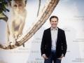 """Avant-première du film """"Au Royaume des Singes"""" en présence de Mark Linfield le réalisateur , Claire Keim qui prête sa voix comme narratrice du film, et Cécile Ostria la directrice générale de l'association de Nicolas Hulot « Pour la Nature et l'Homme »."""