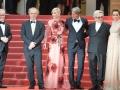 AVC_4870 Arnaud Desplechin Kirsten Dunst Madds Mikkelsen Georges Miller Valeria Golino_00017Festival de Cannes 2016-Day 1