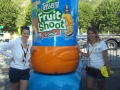 Charlotte et Lucie, au service de la commuication de Fruit Shoot !TDF2015.jpg