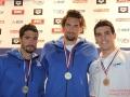 Podium 50m dos hommesGolden Tour FFN NICE