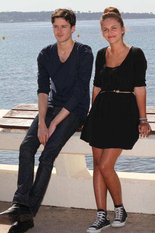 Cesar Domboy et Pauline Burlet