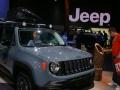 Mondial Auto 2014- JEEP RENAGADE