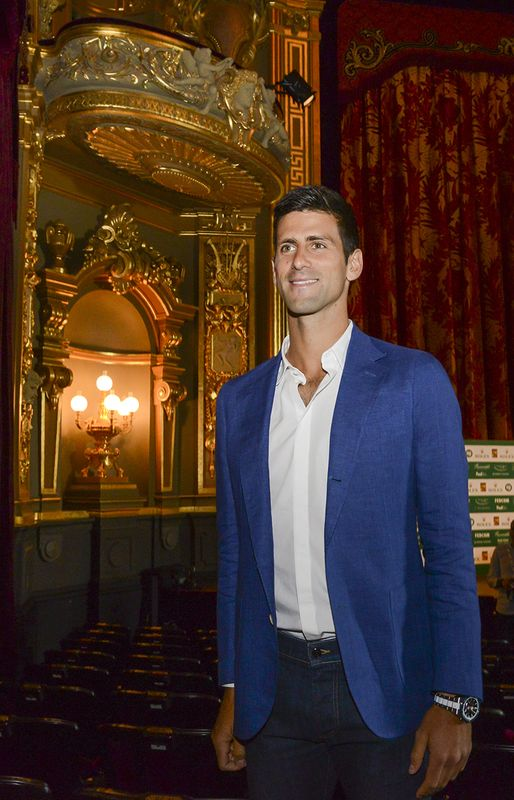 Monte Carlo Rolex Masters Djokovic Tirageausort BDRealis