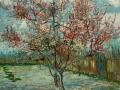 Pêchers en fleurs, Souvenir de Mauve 1888.JPG