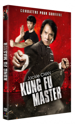 Jackie chan en dvd kung fu master for Maitre art martiaux chinois