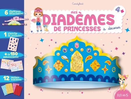 fleurus diademes princesses