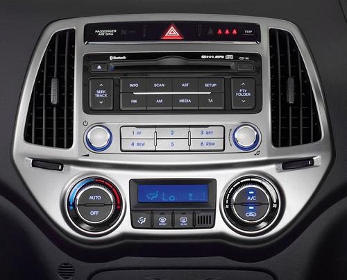Hyundai i20 une longueur d avance for Interieur hyundai i20