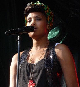 Imany © Anne Patault