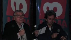De gauche à droite, Daniel Colling, Fernando Ladeiro-Merques