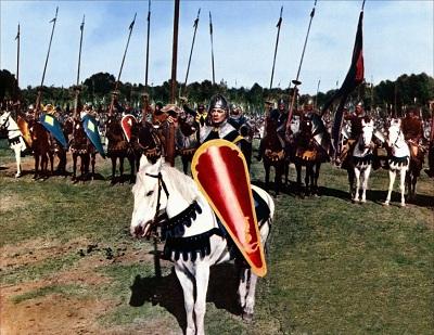 Christian Hivert-Les chevaliers de Reine