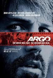 Argo de Grant Heslov, Ben Affleck et George Clooney