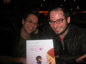 Festival Bd Angouleme 2013-Confession SexToys