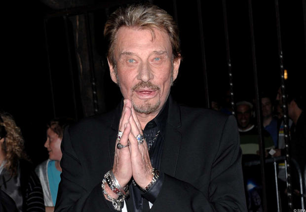 Retour en force de Johnny Hallyday  avec l'album « L'Attente ».