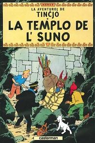 LaTemploDeLSuno, Tintin en Esperanto