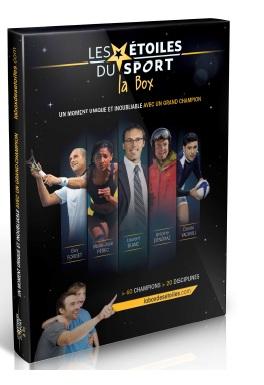 Les Etoiles du Sport lancent la BOX DES ETOILES