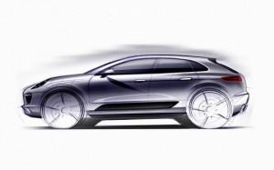 nouveautés 2013 Porsche Macan