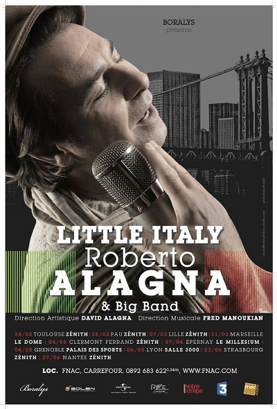 Roberto Alagna, Little Italy