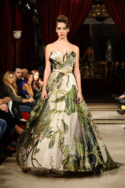 TONY YAACOUB - COUTURE PRINTEMPS ETE 2013_5456