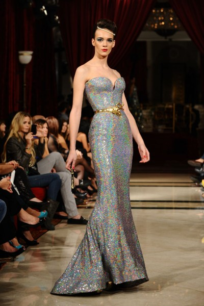 TONY YAACOUB - COUTURE PRINTEMPS ETE 2013_5518