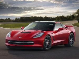 nouveautés 2013 Corvette C7