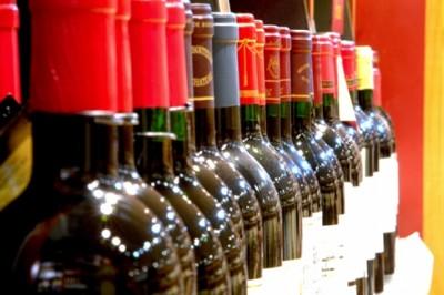 caves et vin