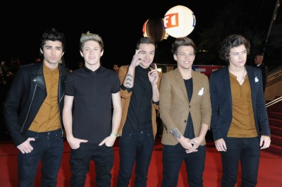 One direction Nrj Music Awards