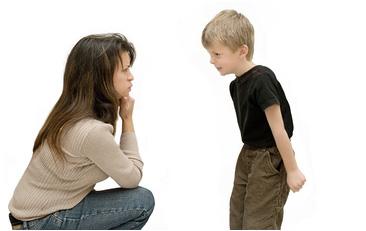 punir les enfants