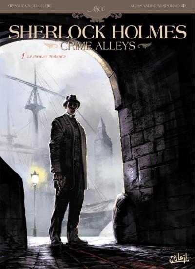 sherlock holmes crime alleys tome 1