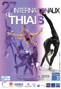nternationaux gymnastique rythmique Thiais