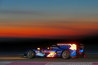 L'Alpine 36 a effectue ses premiers tours de roues sur le Circuit Paul Ricard