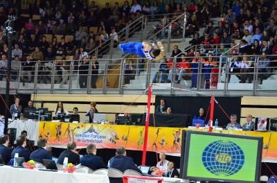 Championnats d'Europe individuels Gym
