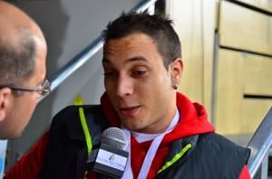 Internationaux de France de Gym 2013-Interview de Thomas Bouhail