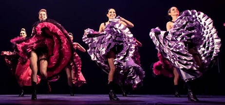 Les danseuses de French Cancan, Spirit of Paris