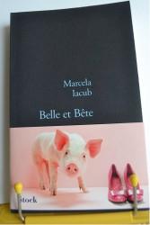 Marcela Lacub Belle et bete