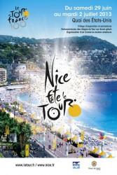 Le programme du Tour de France à Nice