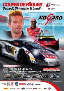 Nogaro, Sébastien Loeb