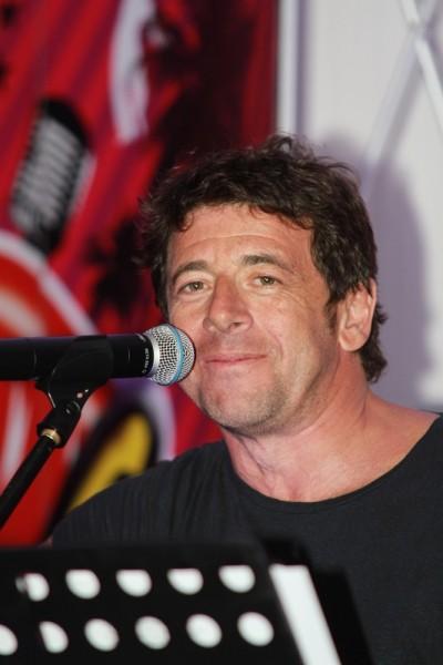 Patrick Bruel-show case casino à Mandelieu