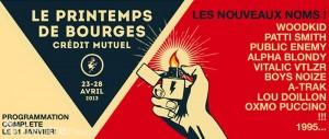 Printemps de Bourges 2013