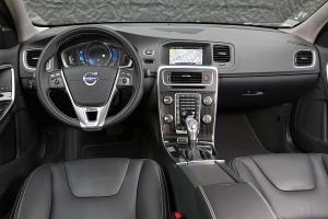 Volvo V60 Plug-In Hybrid interieur